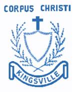 1. Corpus Christi Primary School logo