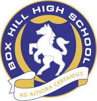 Box Hill High School logo