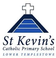 St Kevin's Primary School logo