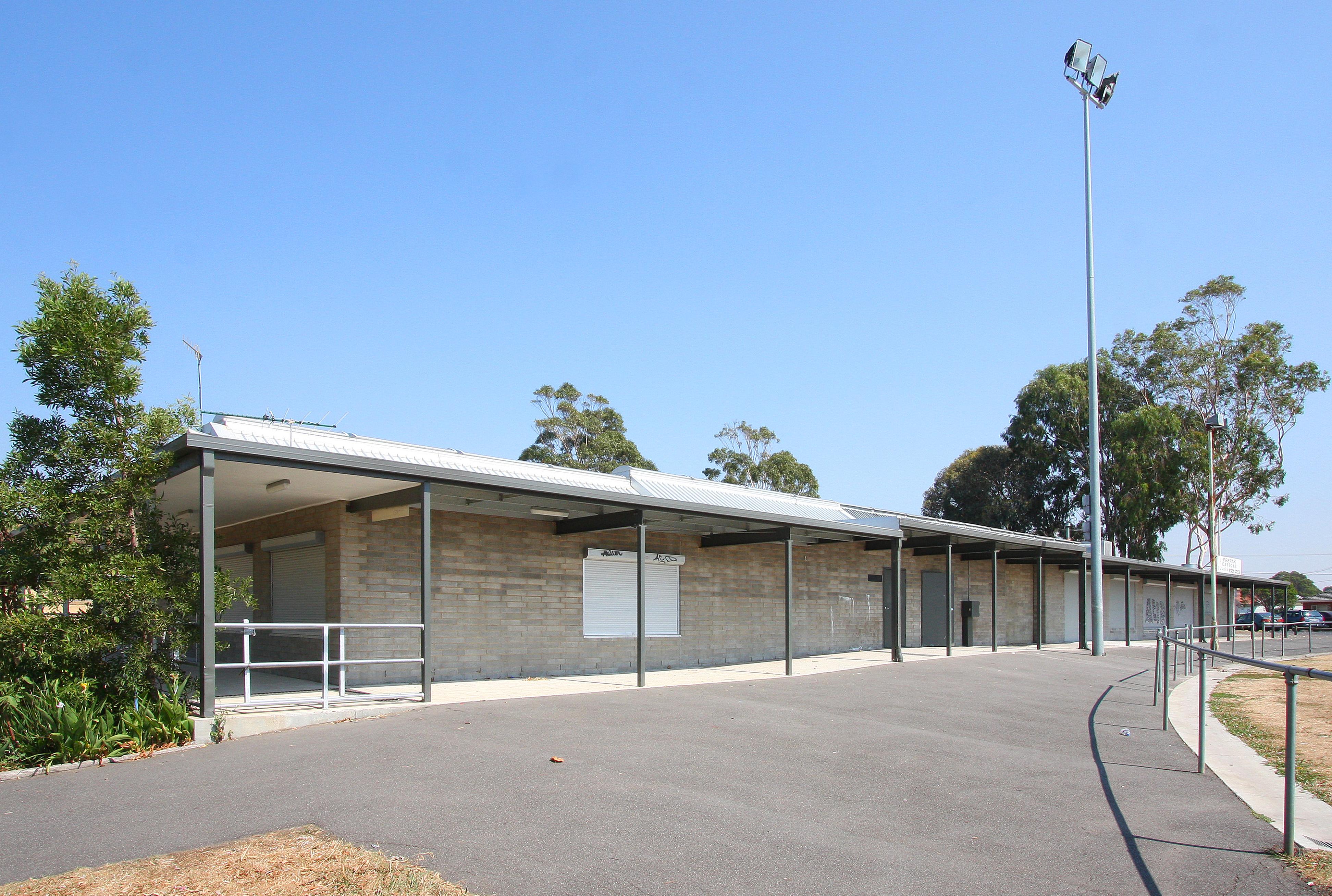 Attwater Pavilion, Raeburn ReservePascoe Vale